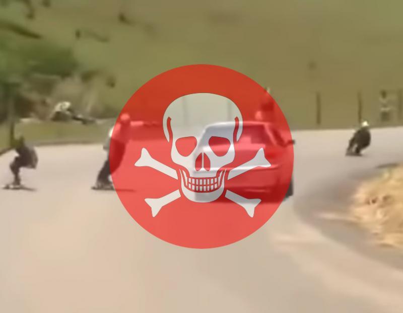 Dangers in Skateboarding ordered from danger of death to skin scratch danger