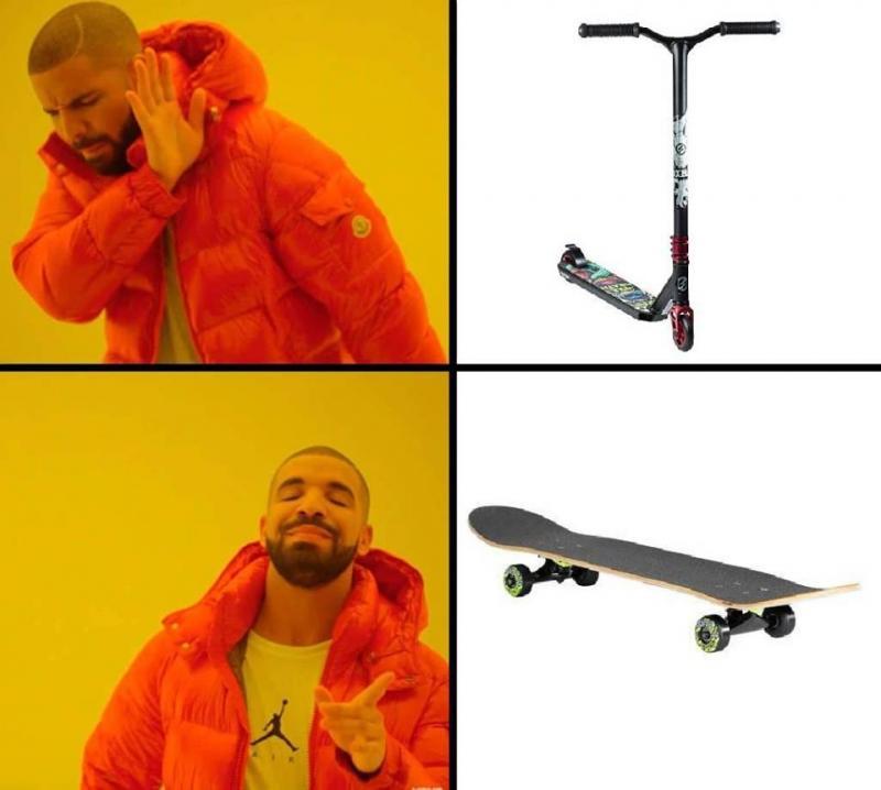 Skate o Scooter