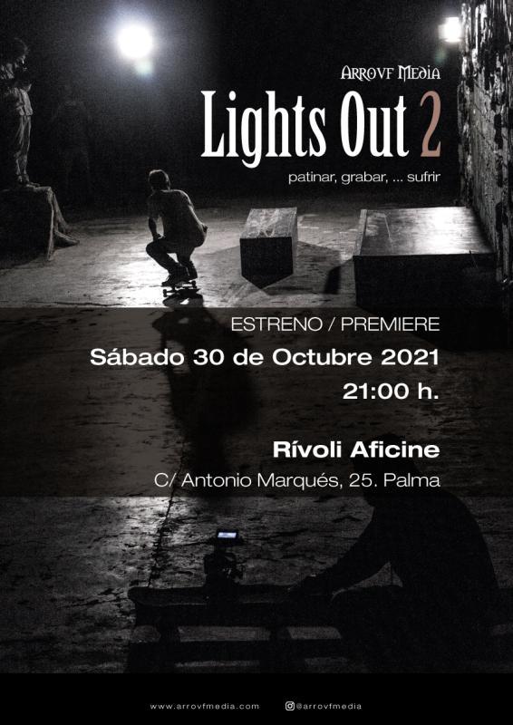 Premiere Lights Out 2, 30 de octubre 2021