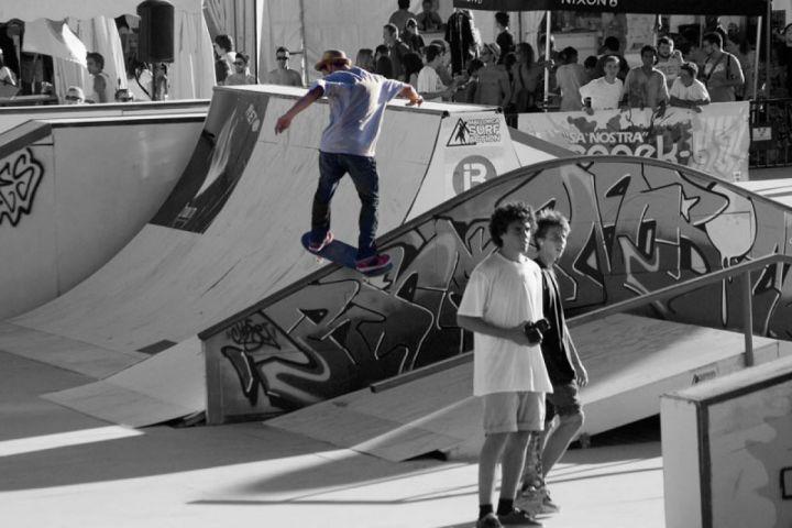 Mallorca surf circo 2010 rana transfer fs