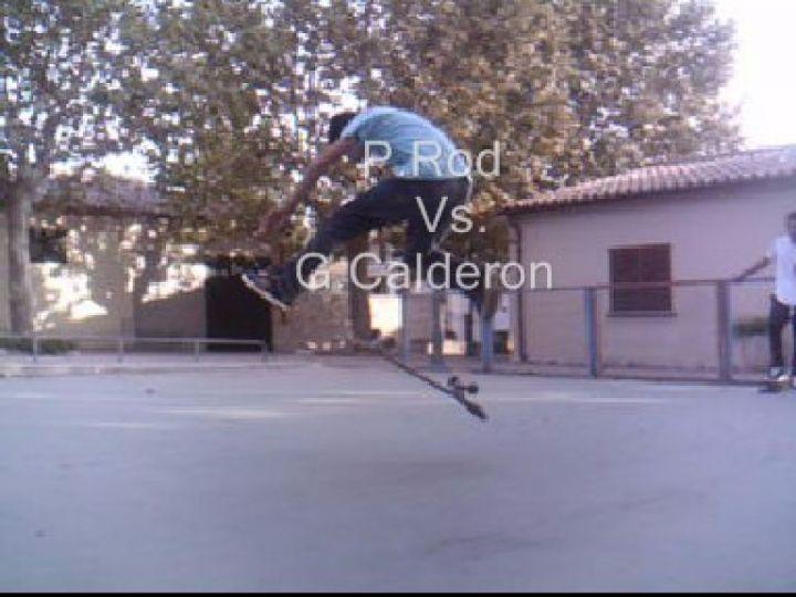 Foto sacada video skate pau rodriguez vs giovanni