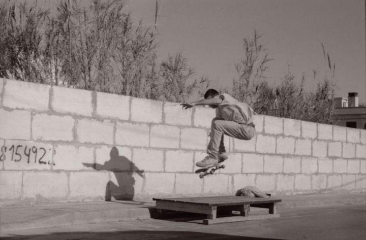 Miguel urbina ollie el molinar 1997 foto rob2c