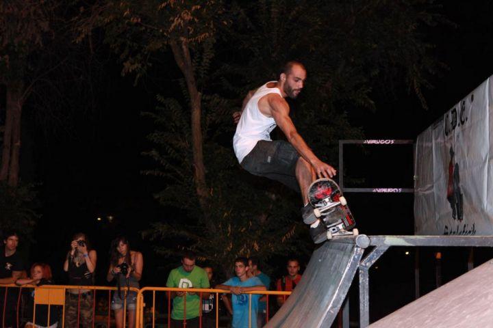 Fernando cubells alias ferno fs pivot grab