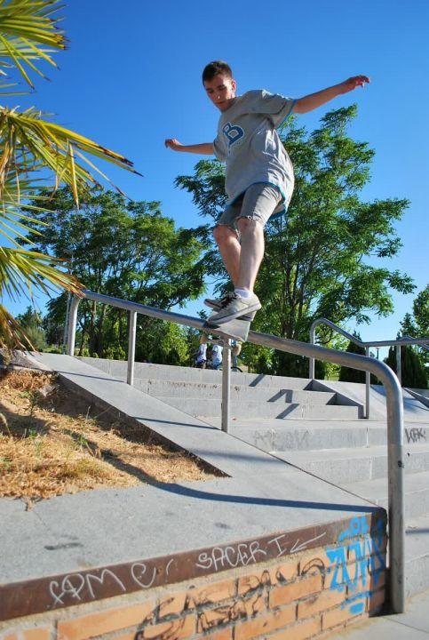 Front feeb jose maria uribe skatepark tetuanfoto angel