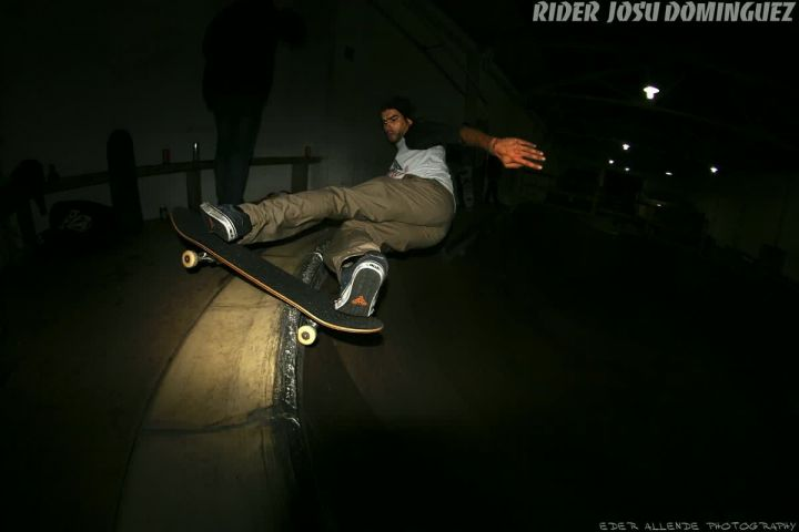 Josu Dominguez Layback Slide, Santander Life SkatePark