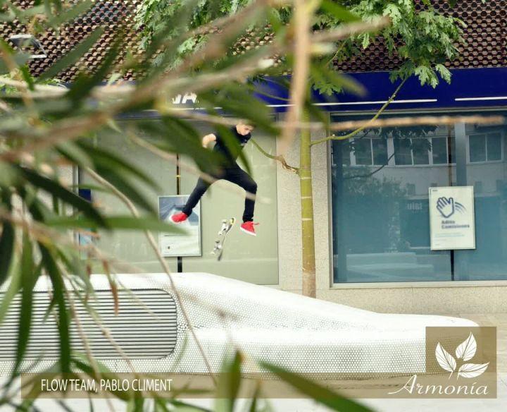 360 flip de Pablito en Murcia