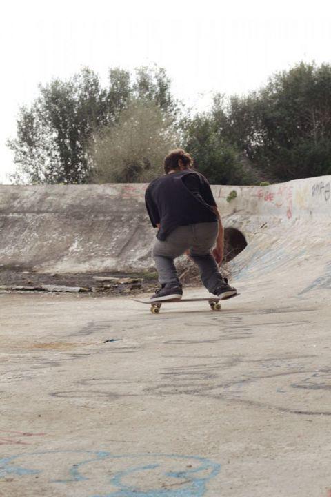 Sebas Sitjar- nollie flip bs pivot en Es Fogueró...