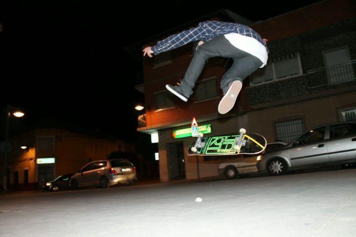 Samuel aranda 360 flip