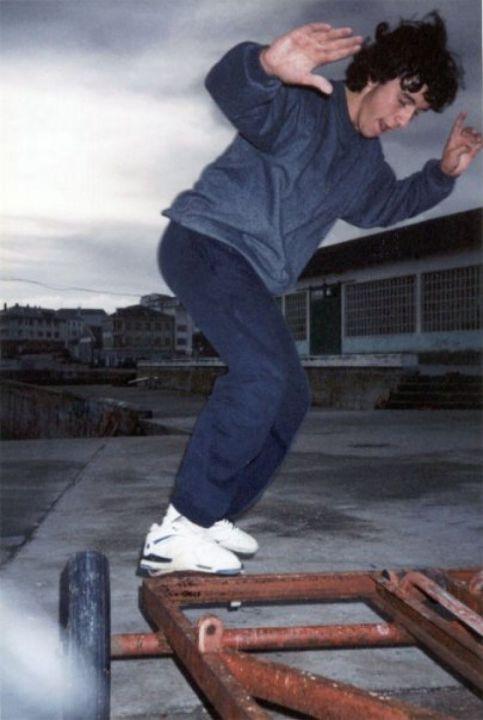 año 1992 - bs noseslide