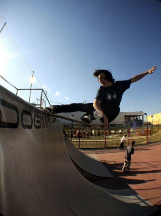 Fs crailes en Burgos skatepark