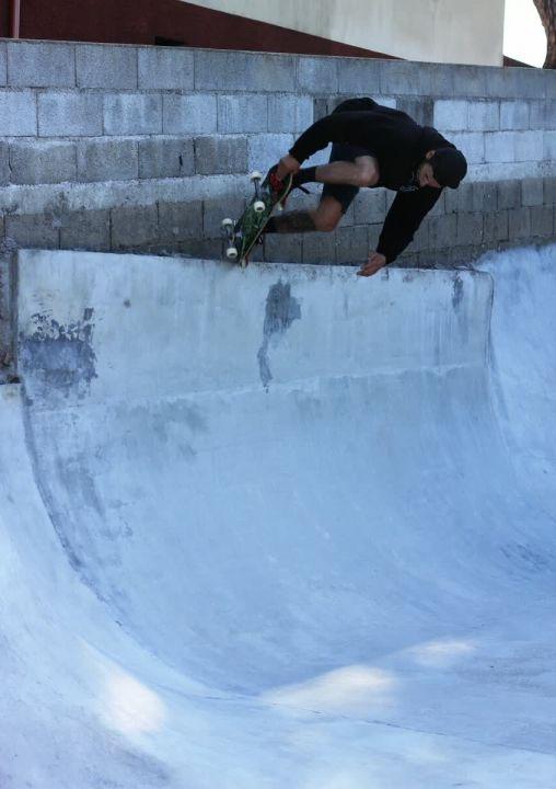 Narciso Afonso bs tailblock en Greenside, Portugal