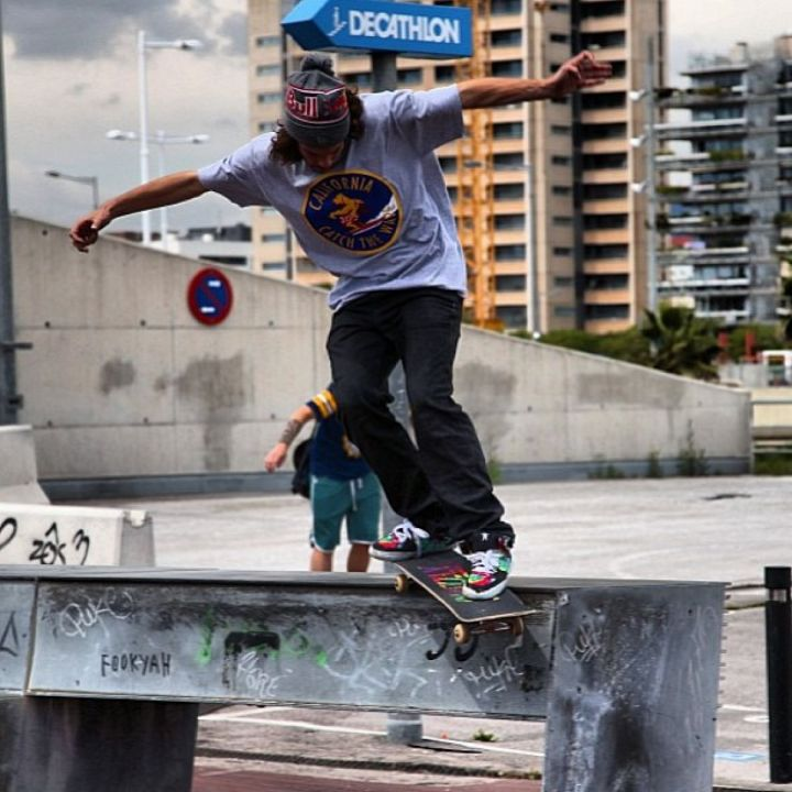 Bs Smith Grind