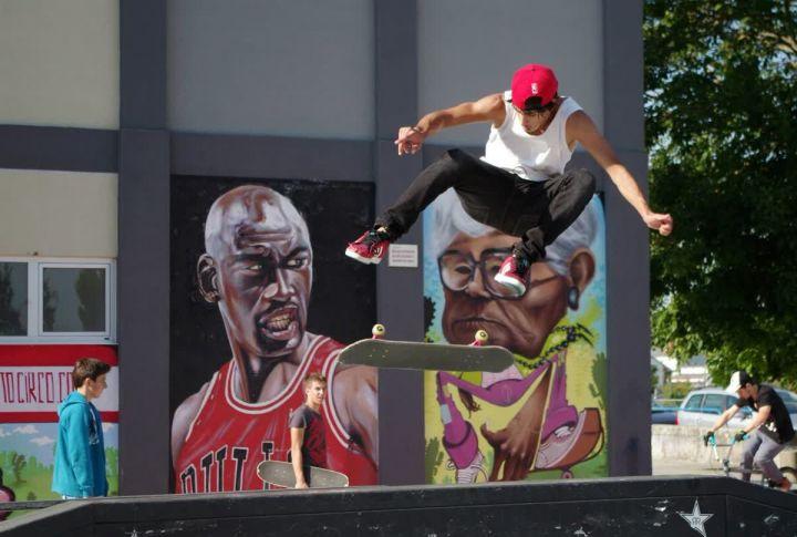 Saúl Ojea Rodriguez Flip, Skatepark Lugo.