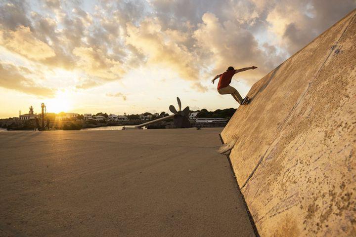 Ivan Colomar_ frontside wallride