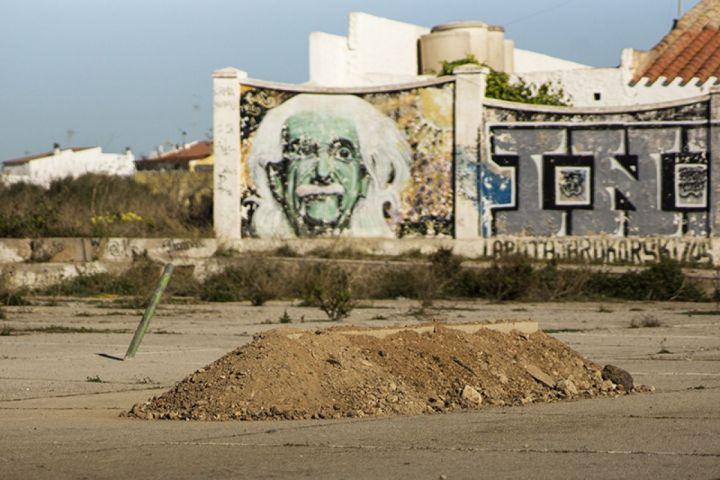 Menorca, nuevo DIY SPOT vieja fábrica