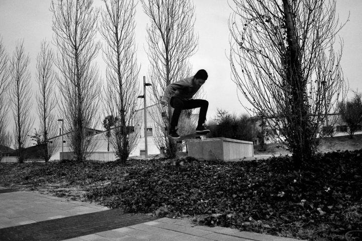 Ollie Gap de Tiago Almança en Montcada