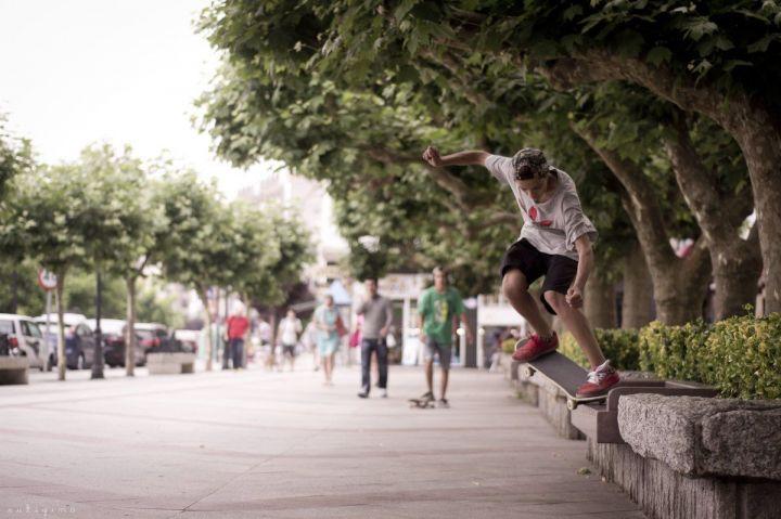 K grind shove it out de Pablo García