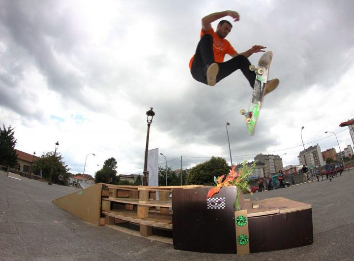 Flip 360 A Estrada, Galicia. Miguel Urbina