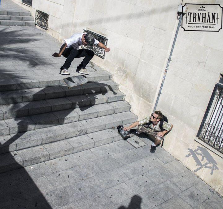Fs Flip de Fran Javaloyes en Alicante